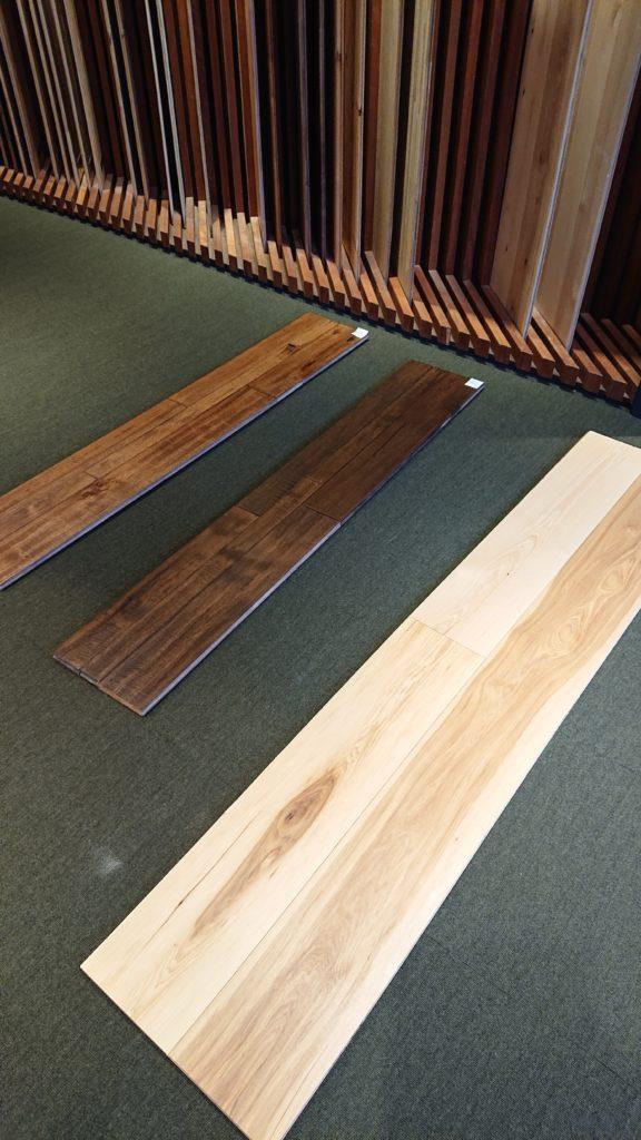 床板サンプル写真