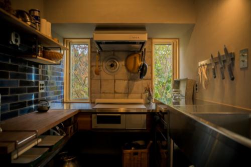 自邸キッチン2